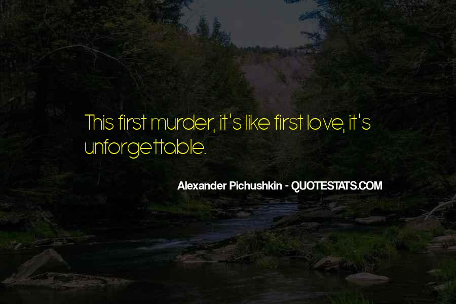 Most Unforgettable Love Quotes #124662