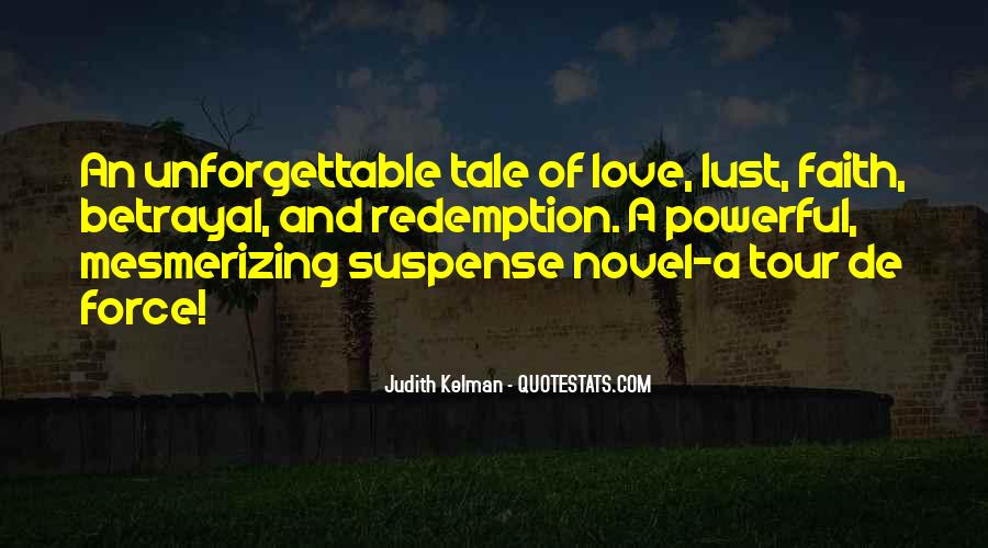 Most Unforgettable Love Quotes #1730510