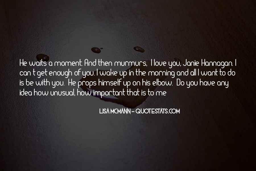 Most Unusual Love Quotes #1411604