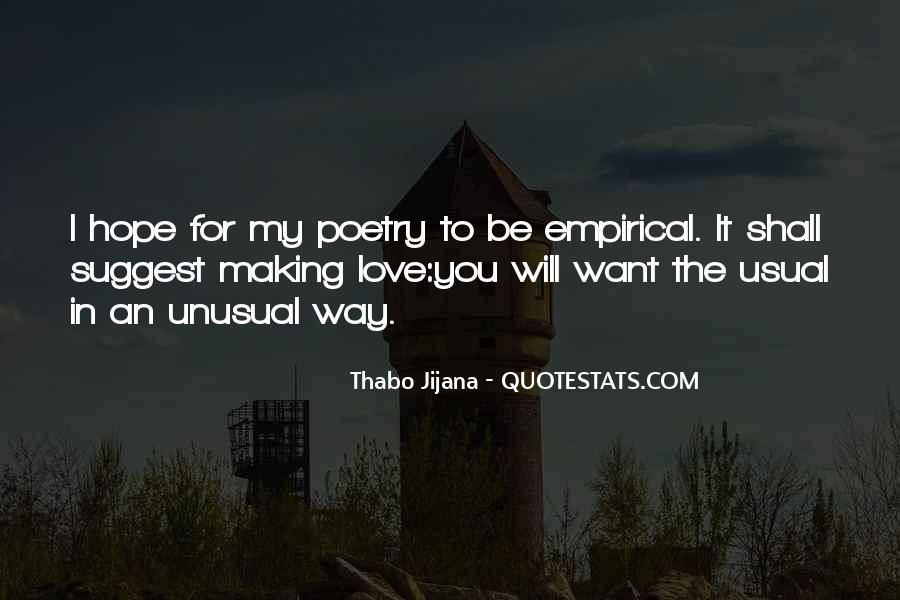 Most Unusual Love Quotes #144214
