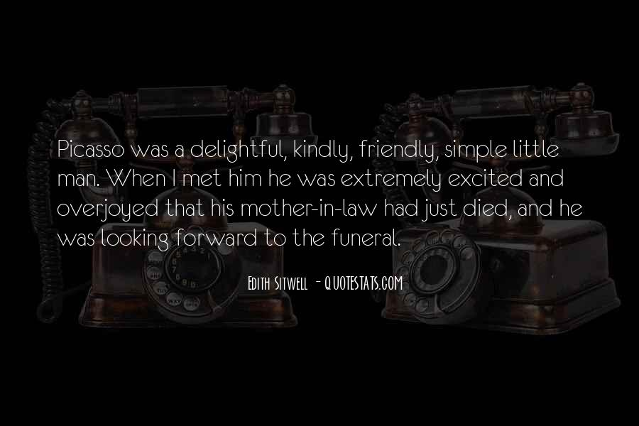 Mother In Law Died Quotes #1612660