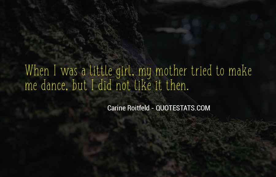 Mother Little Girl Quotes #103280