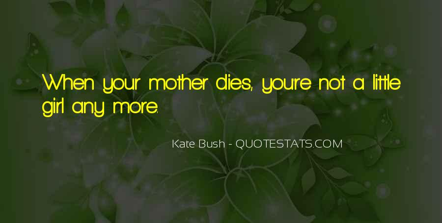 Mother Little Girl Quotes #1122324