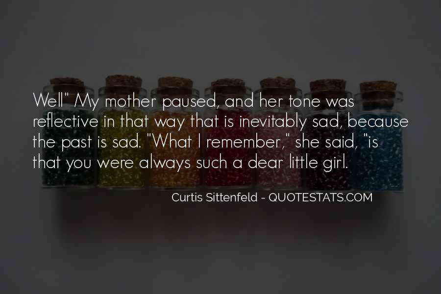 Mother Little Girl Quotes #1157823