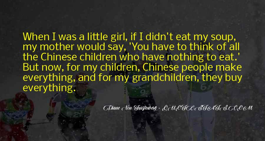 Mother Little Girl Quotes #1266290