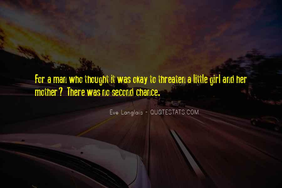 Mother Little Girl Quotes #1328576