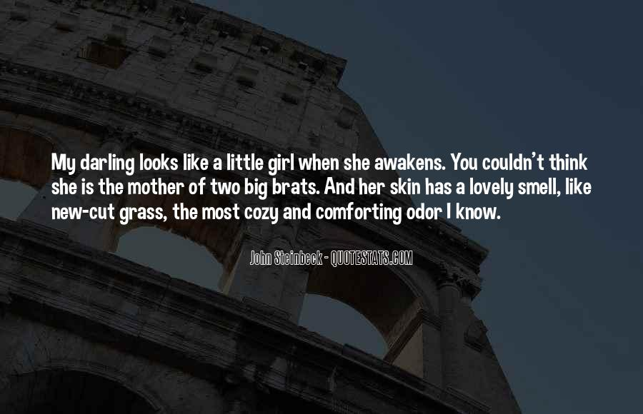 Mother Little Girl Quotes #418759