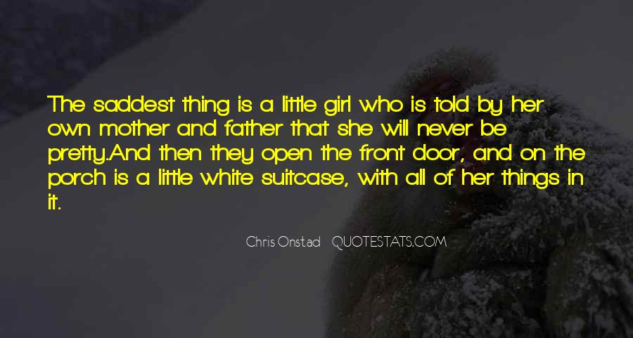 Mother Little Girl Quotes #476228