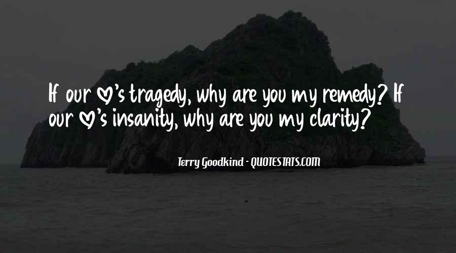 Quotes About Clarity In Love #1189472