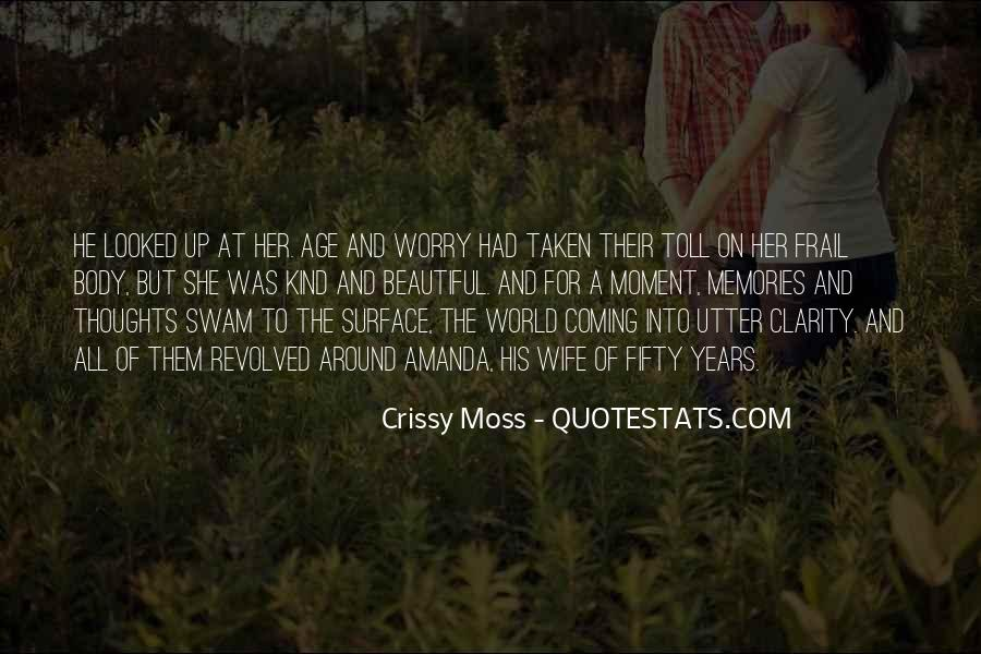 Quotes About Clarity In Love #1294098