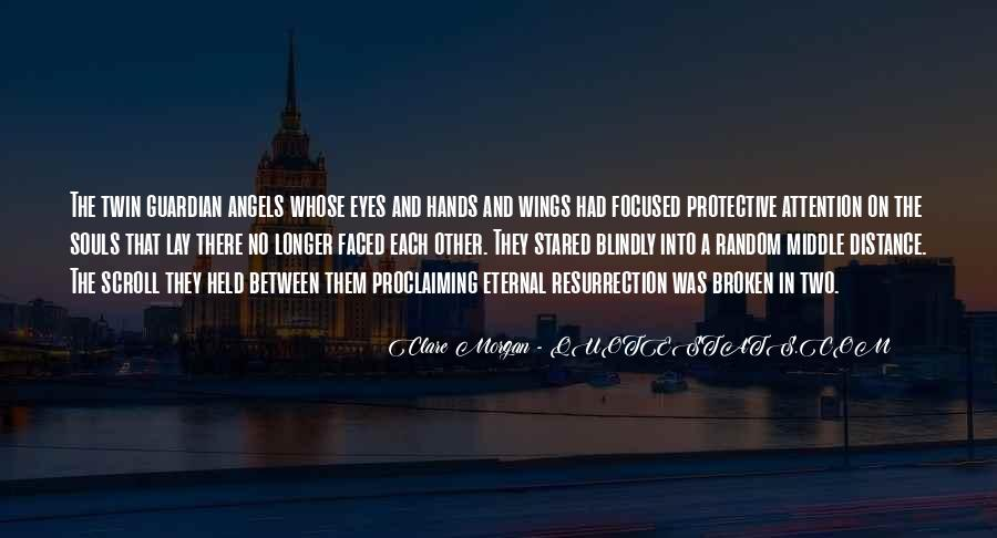 Quotes About Clare #10356