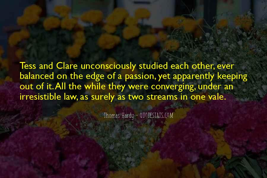 Quotes About Clare #17025