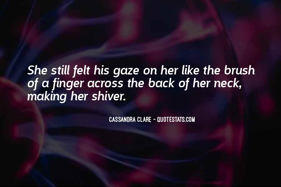 Quotes About Clare #19116