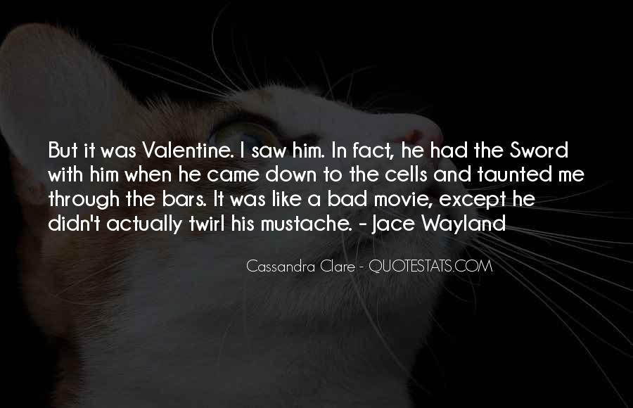 Quotes About Clare #19242