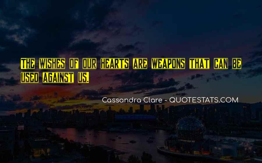 Quotes About Clare #20605