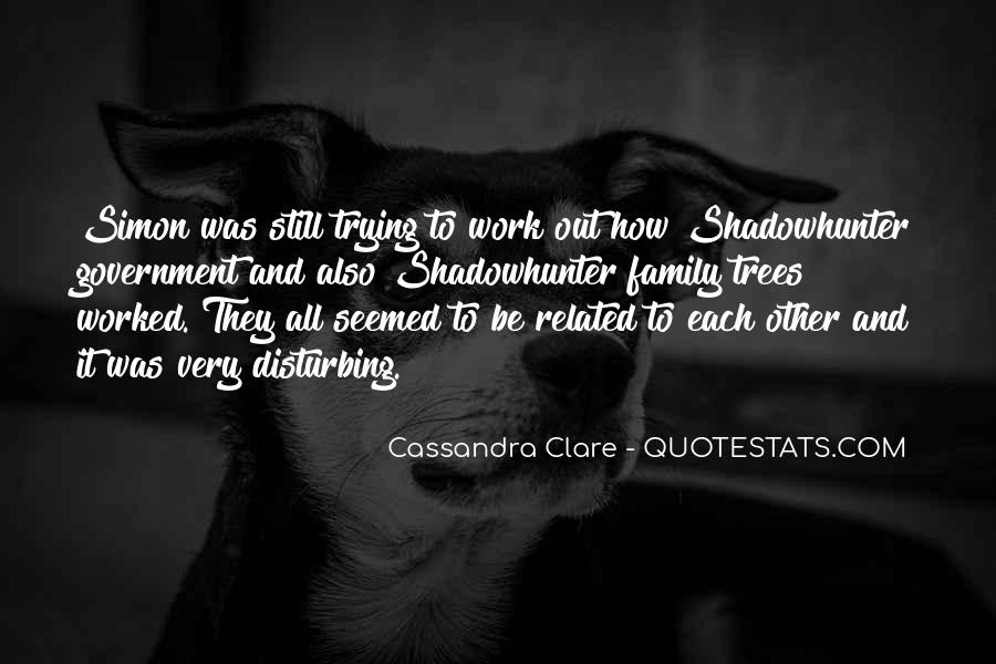 Quotes About Clare #22070