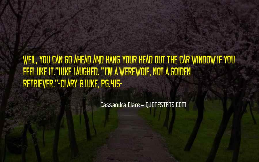 Quotes About Clare #32275