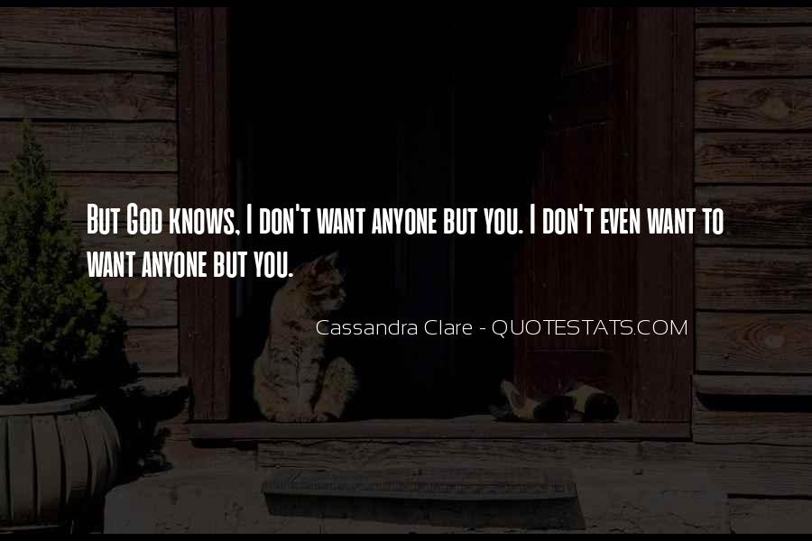 Quotes About Clare #32596