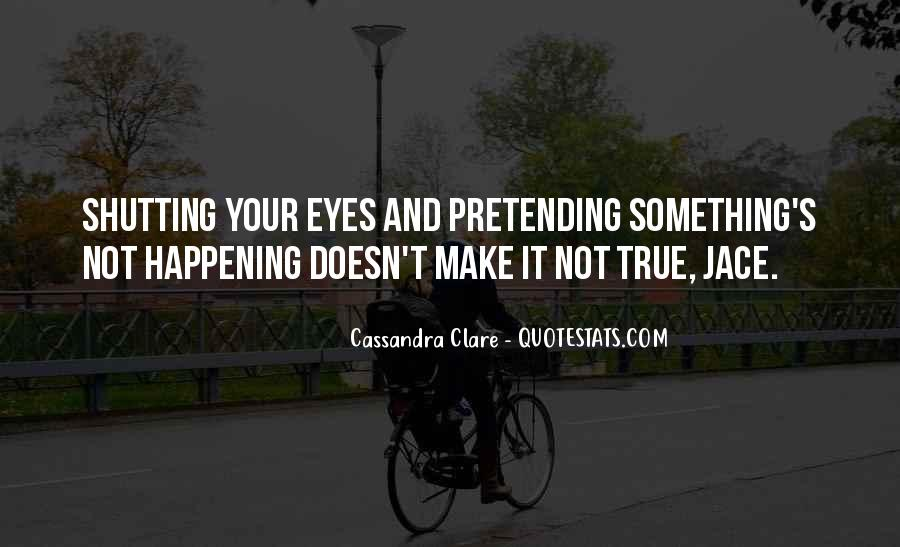 Quotes About Clare #3818