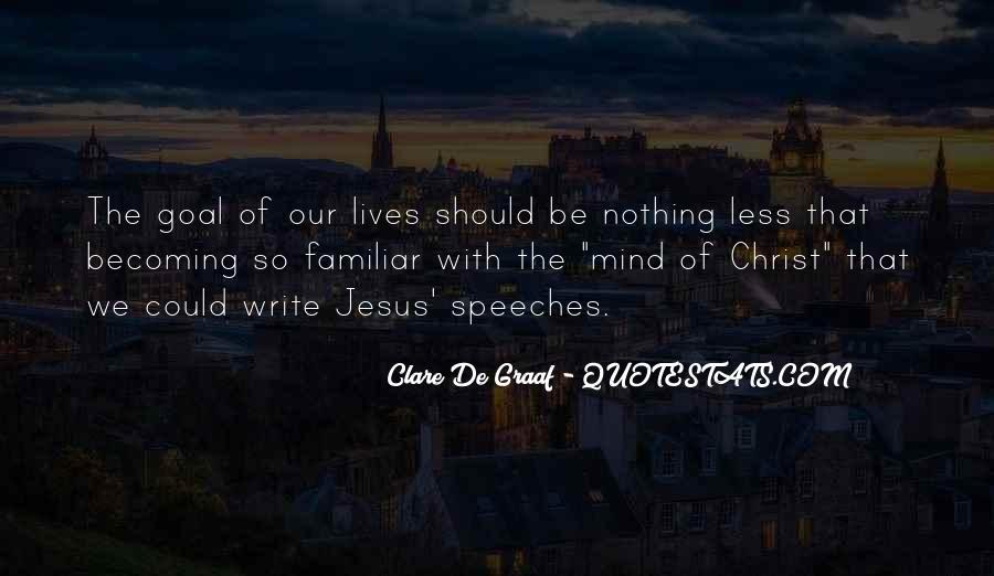 Quotes About Clare #4054
