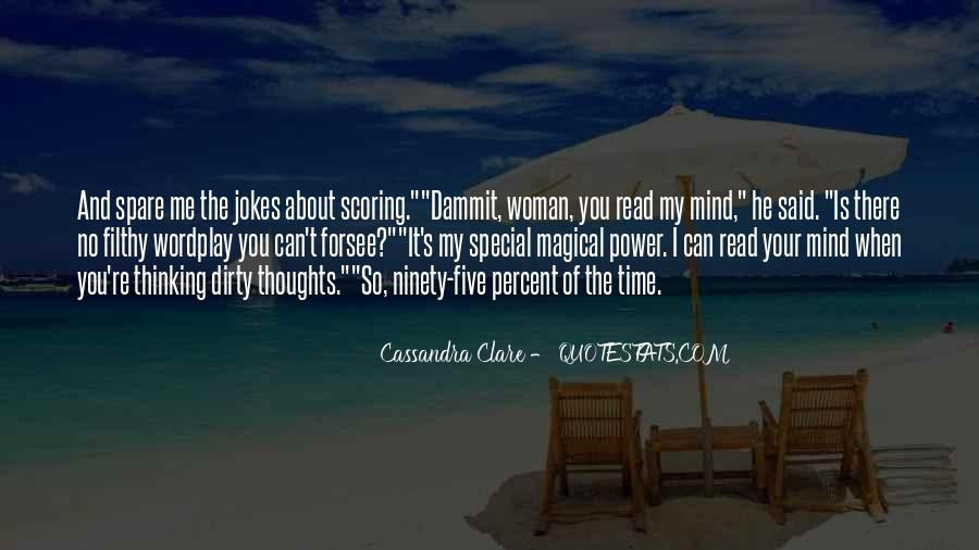 Quotes About Clare #42718