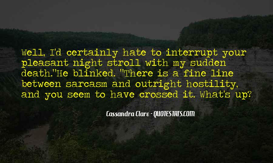 Quotes About Clare #5875