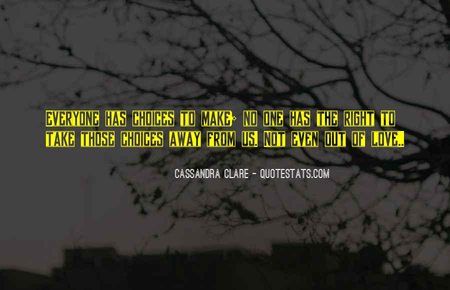 Quotes About Clare #8521