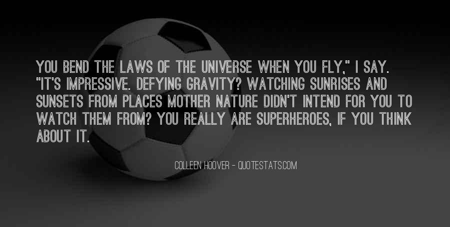 Mother Superhero Quotes #1476960
