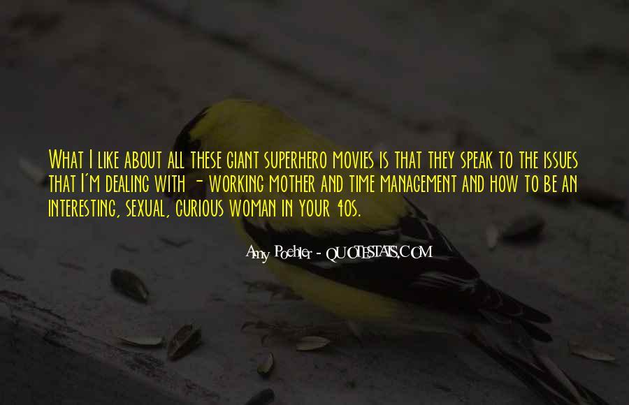 Mother Superhero Quotes #924641
