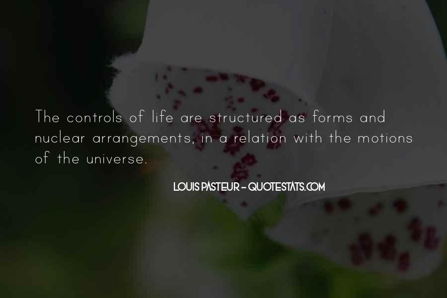 Motions Of Life Quotes #219407