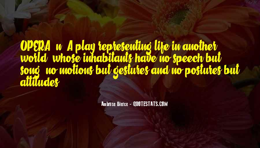 Motions Of Life Quotes #818950