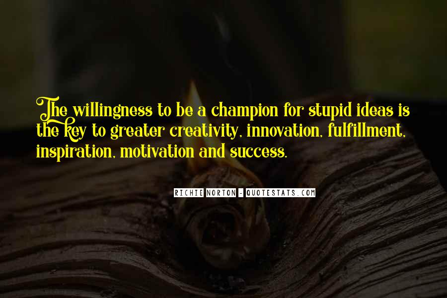 Motivation Key To Success Quotes #1710358