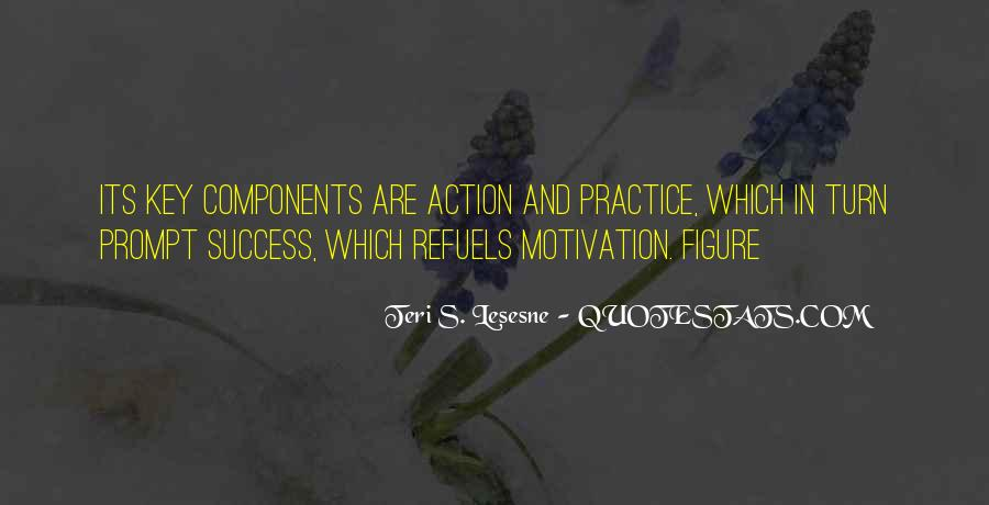 Motivation Key To Success Quotes #771558