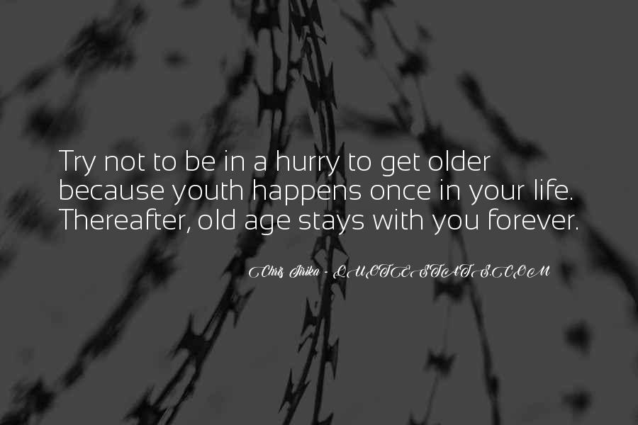 Motivational Age Quotes #1768349