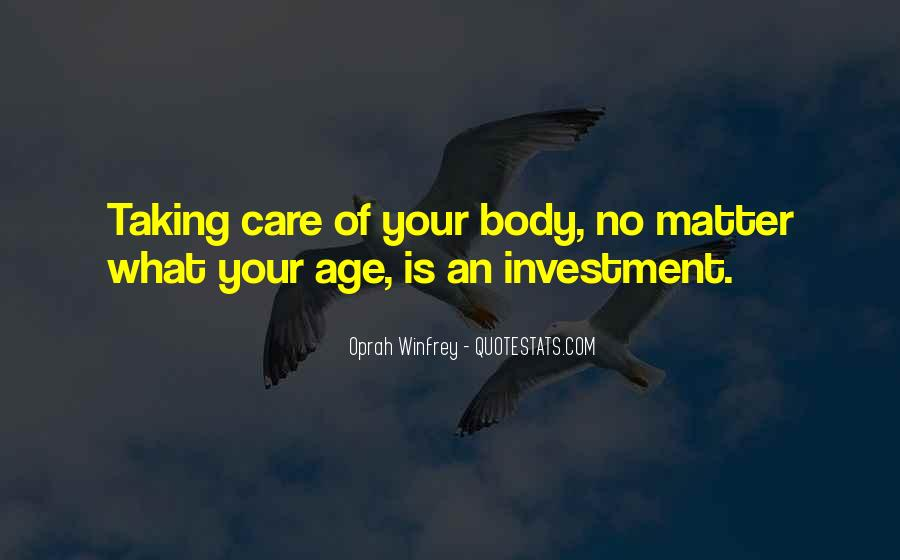 Motivational Age Quotes #473914