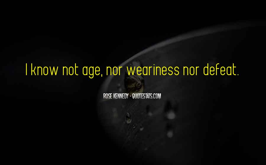 Motivational Age Quotes #841184