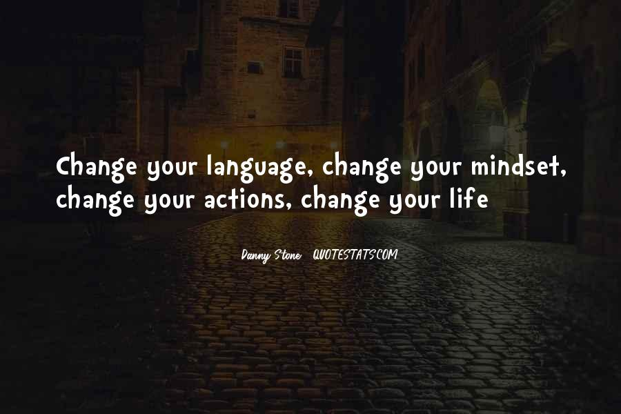 Motivational Change Your Life Quotes #1523615