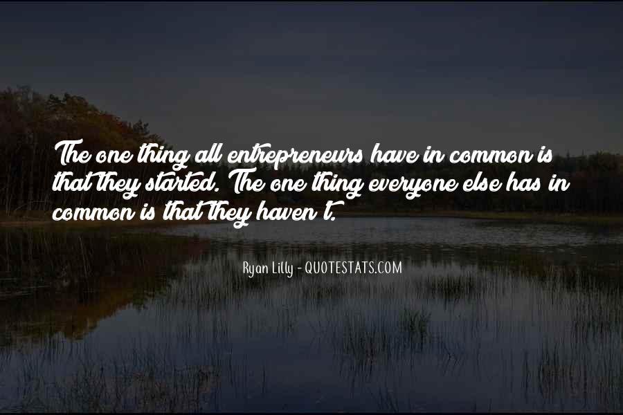Motivational Entrepreneur Quotes #1219867