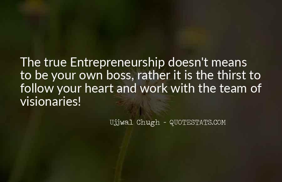 Motivational Entrepreneur Quotes #769563