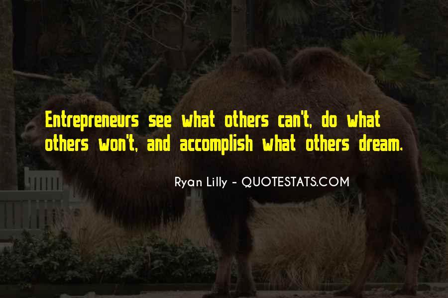 Motivational Entrepreneur Quotes #956436