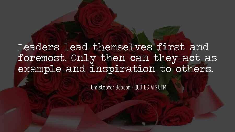 Motivational Speaker Quotes #1537680