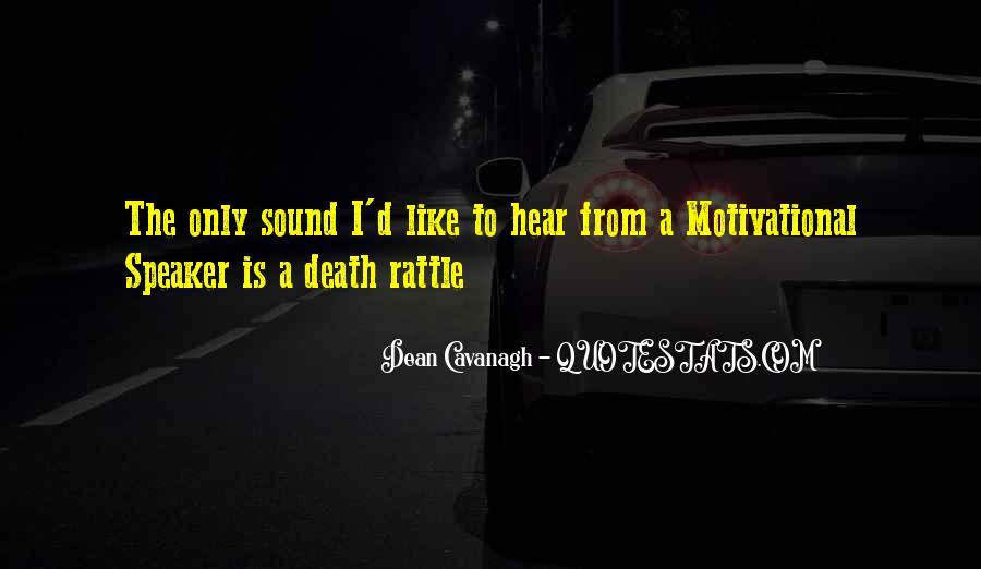 Motivational Speaker Quotes #1683931