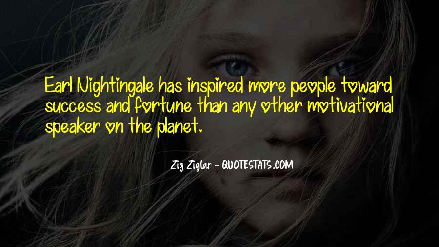 Motivational Speaker Quotes #1735737