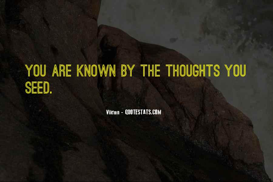 Motivational Thoughts Quotes #344144