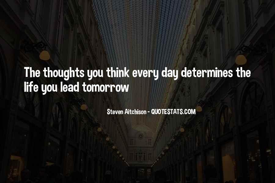 Motivational Thoughts Quotes #822919