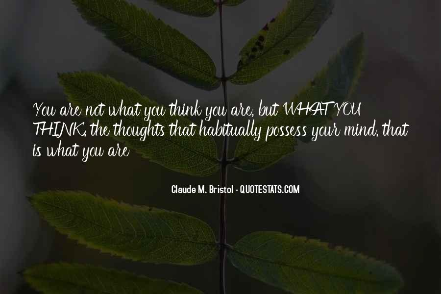 Motivational Thoughts Quotes #93199