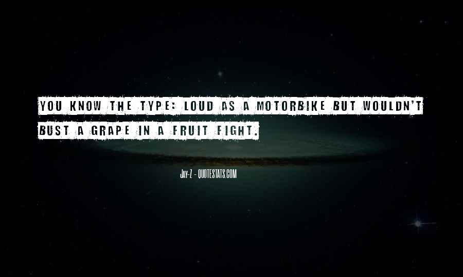 Motorbike Quotes #1436300