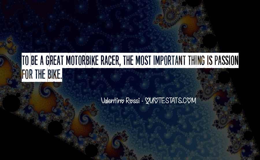 Motorbike Quotes #1473468