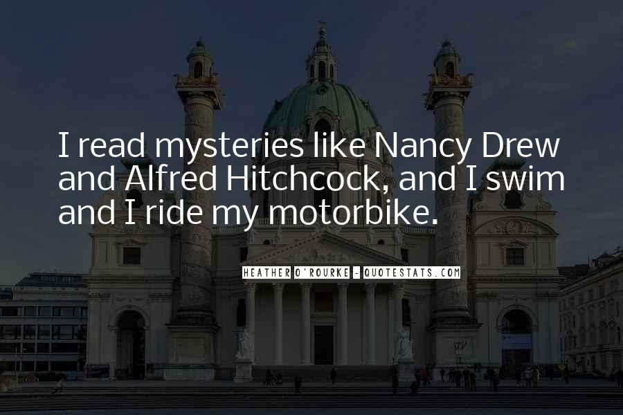 Motorbike Quotes #1741200