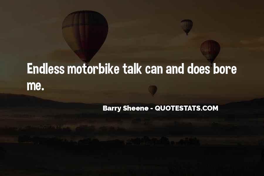 Motorbike Quotes #333230